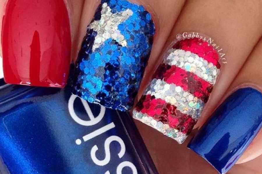 5 Best Nail Art Designs to create this fourth of July. - Jessabella ...