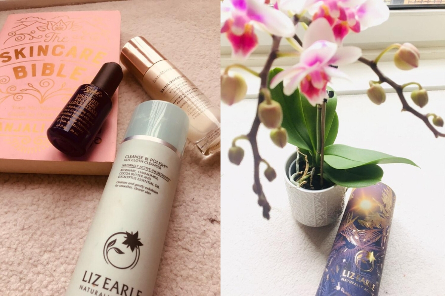 the ordinary skincare review Liz Earle